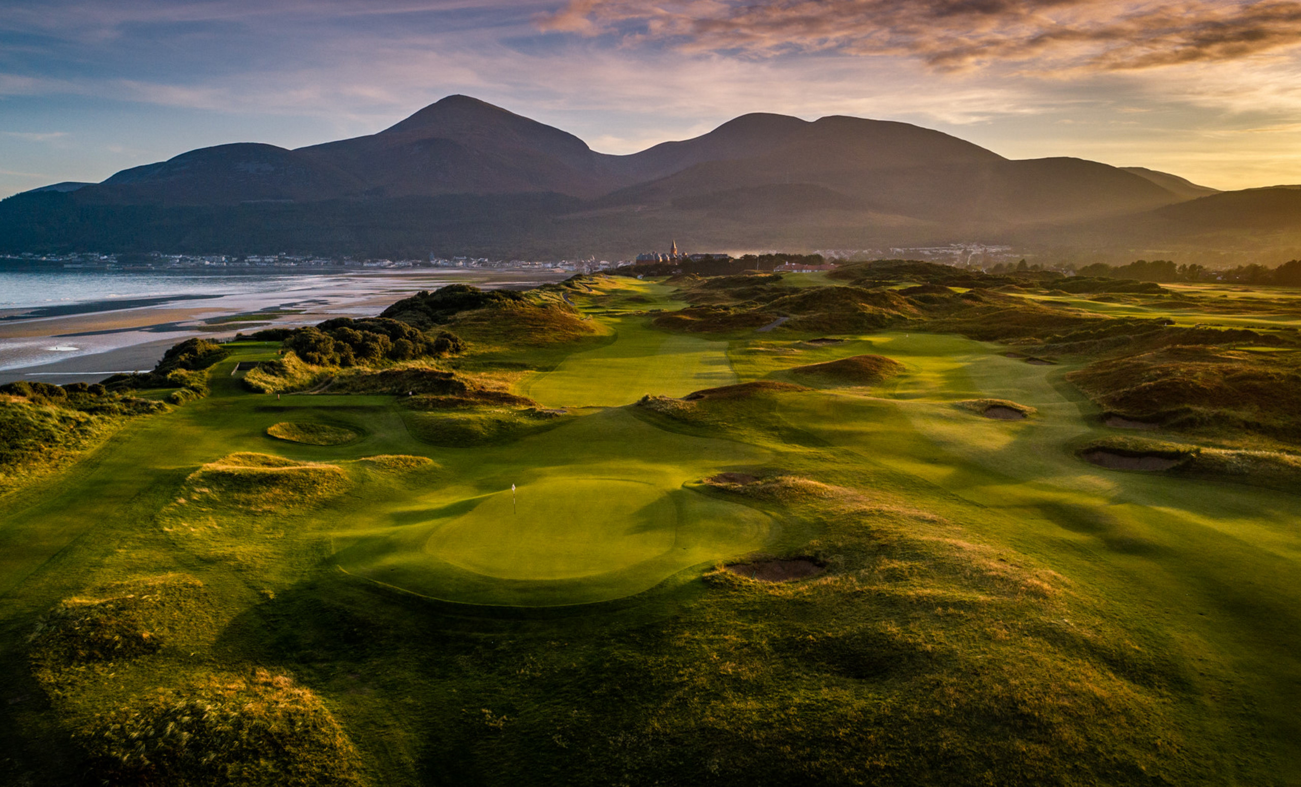 Royal County Down Mournes